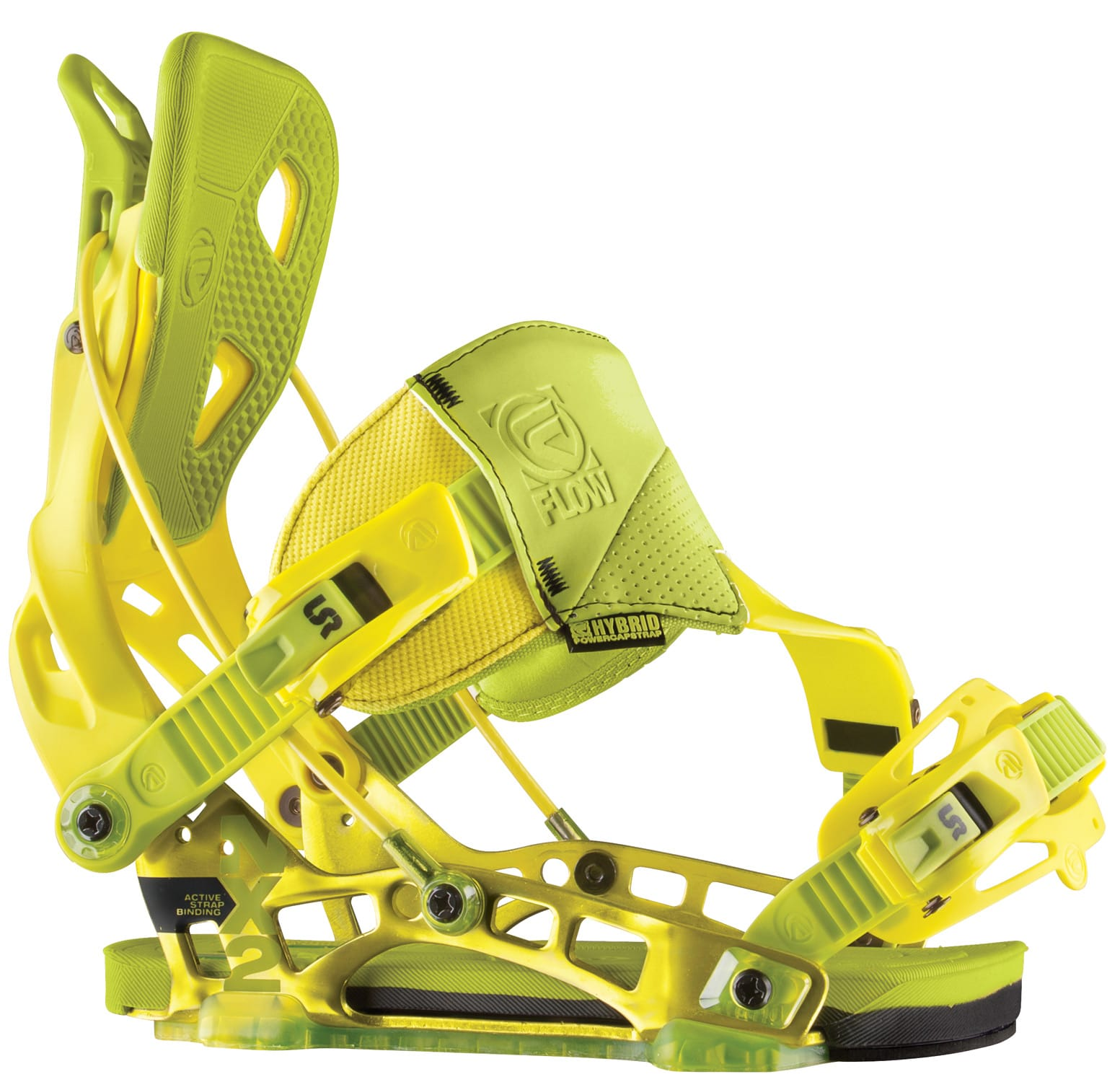 Flow NX2 Hybrid Snowboard Bindings