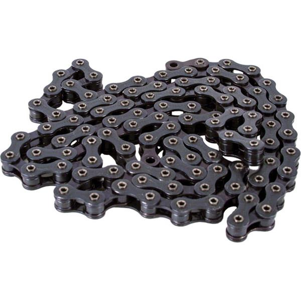 Flybikes Tractor Bmx Chain Black 1 / 2 1 / 8In U.S.A. & Canada