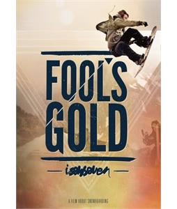 Fools Gold (Isenseven) Snowboard Dvd