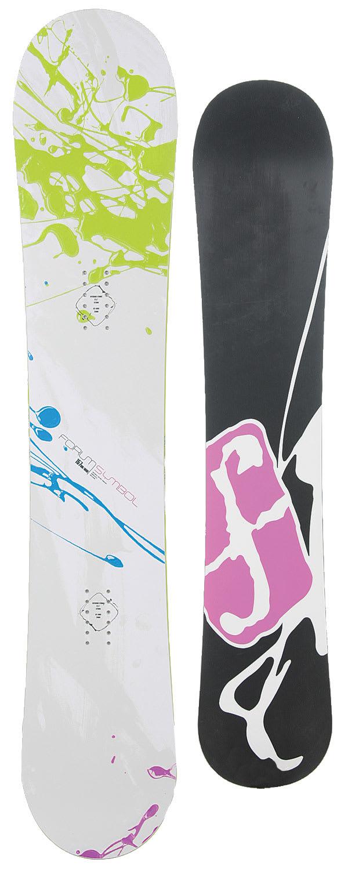 Forum Symbol Wide Snowboard