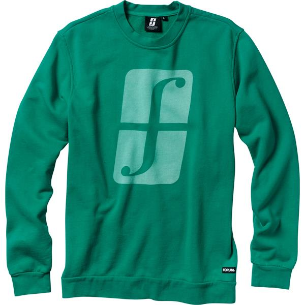 Forum Big Crew Sweatshirt Menthol U.S.A. & Canada