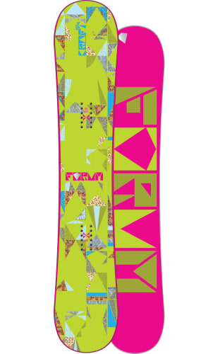 Forum Craft Snowboard