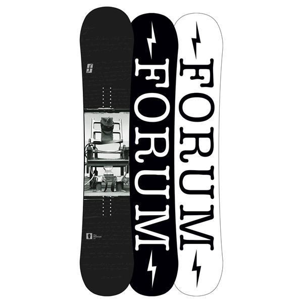 Forum Destroyer Wide Snowboard 158 U.S.A. & Canada