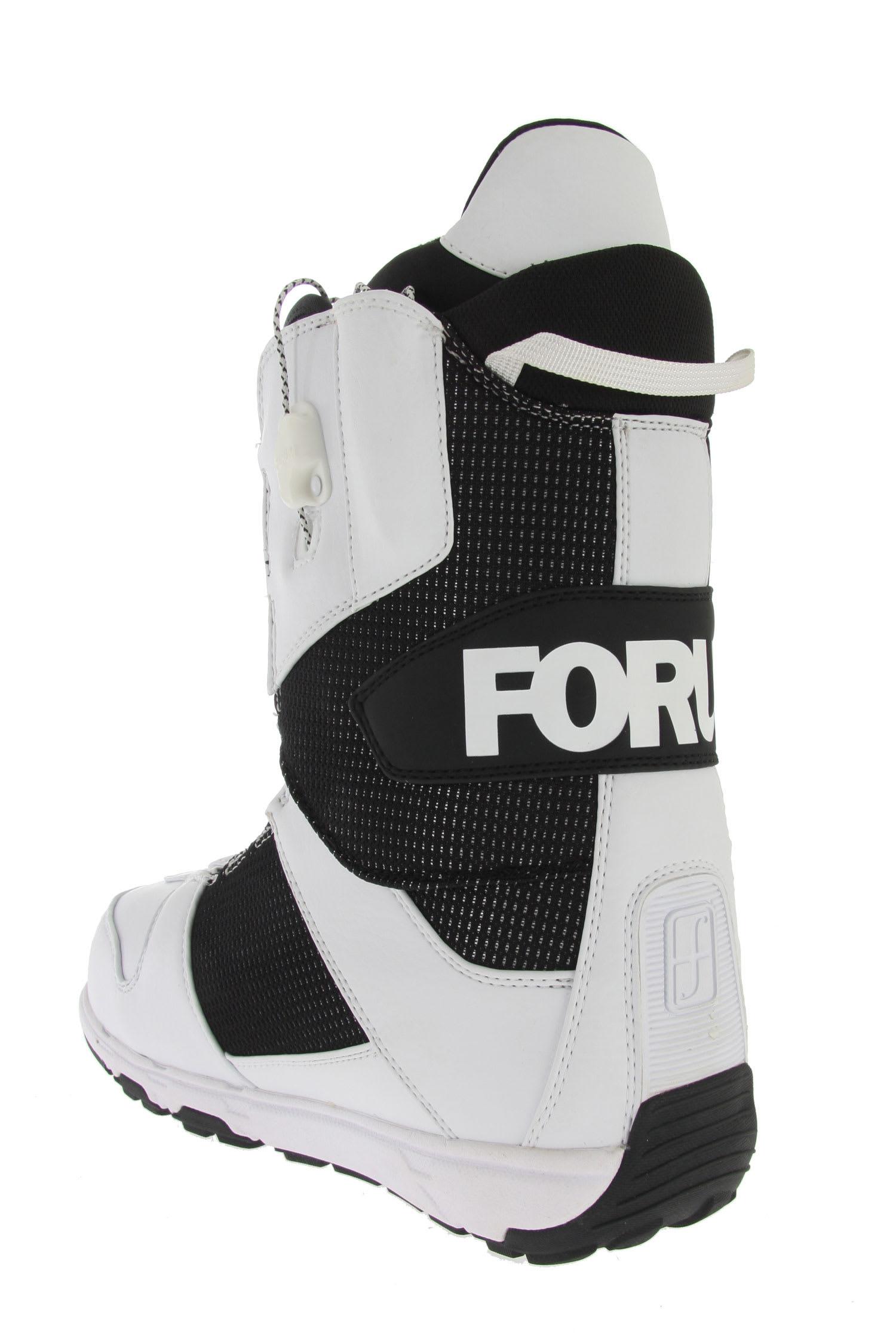 Forum Kicker SLR Snowboard Boots 2009 | evo |Snowboarding Kickers
