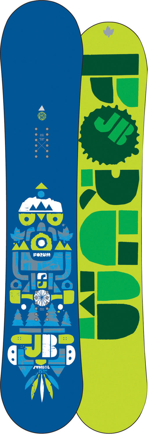 On Sale Forum Symbol Wide Snowboard Up To 75 Off
