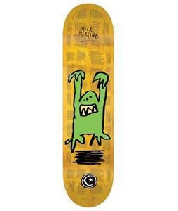 Foundation Nick Merlino Monster Skateboard Deck