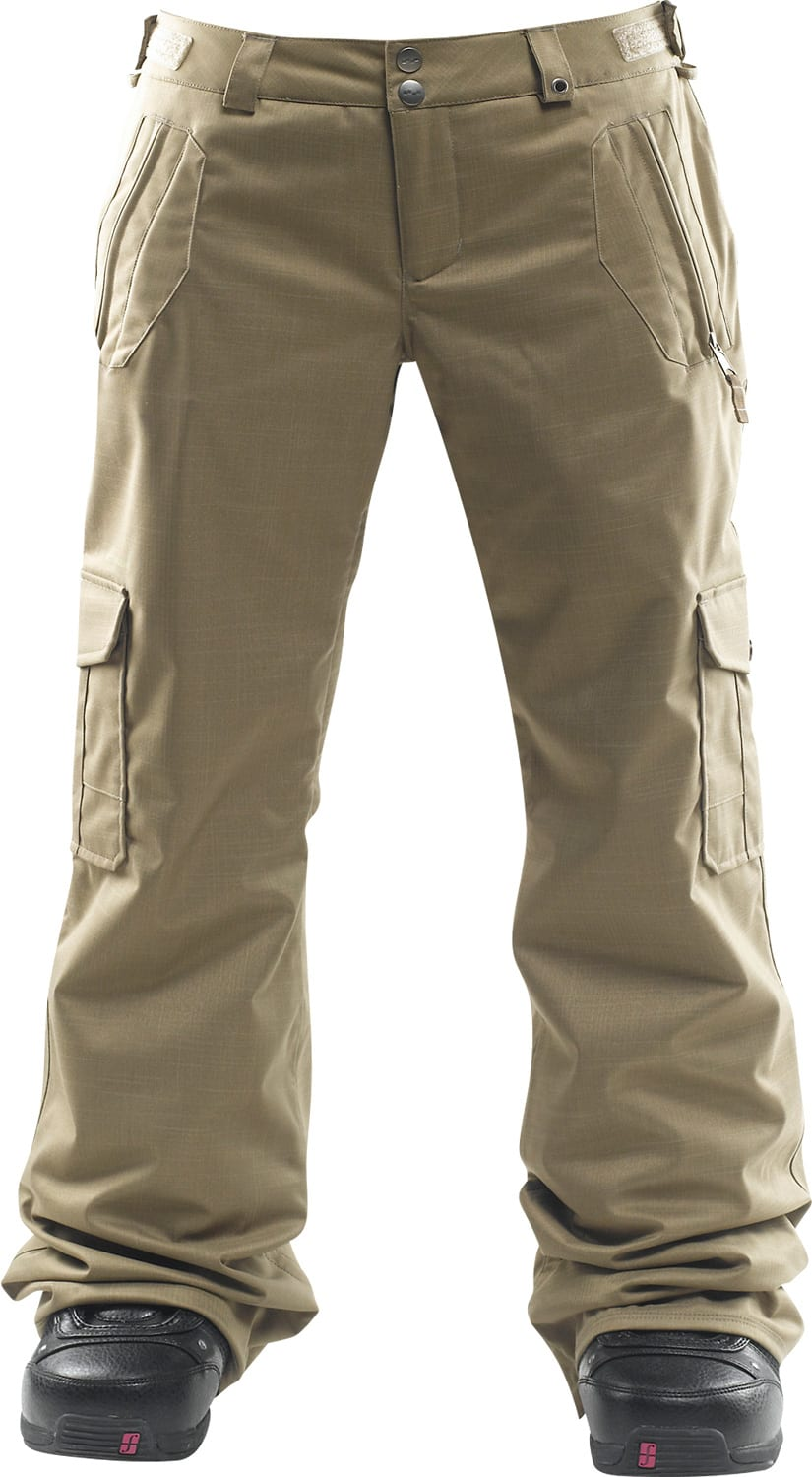 On Sale Foursquare Range Snowboard Pants - Womens up to 65