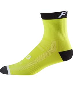 Fox 6in Logo Trail Socks