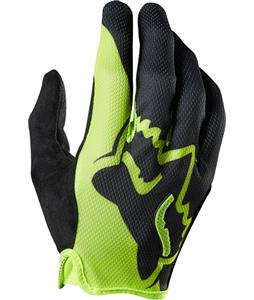 Fox Demo Bike Gloves Flo Yellow