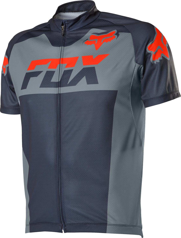 Fox Livewire Race Mako Bike Jersey fx3lrm04gr15zz-fox-bike-jerseys