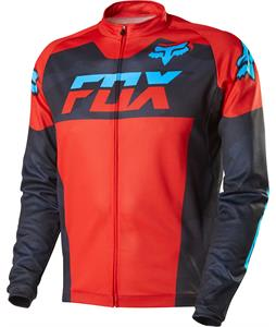 Fox Livewire Race Mako L/S Bike Jersey