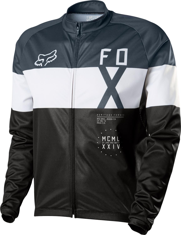 Image of Fox Livewire Shield L/S Bike Jersey