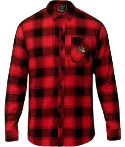 Fox Longview Light Weight L/S Flannel