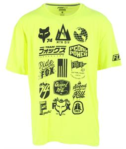 Fox MTN Division Tech T-Shirt