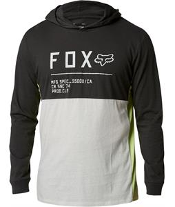 Fox Non Stop Hooded L/S Knit Shirt