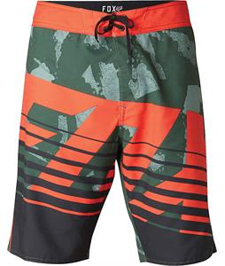 Fox Savant Camo Boardshorts