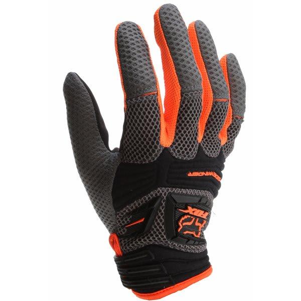 Fox Sidewinder Bike Gloves Orange U.S.A. & Canada