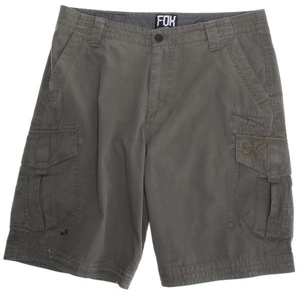 Fox Slambozo Solid Shorts Military U.S.A. & Canada