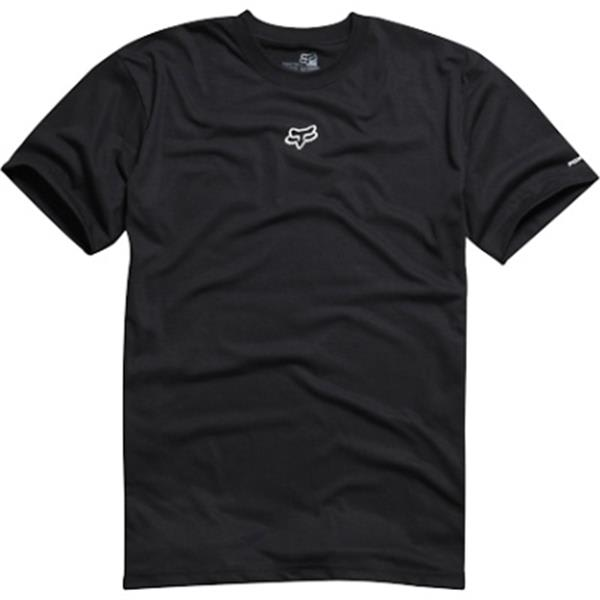 Fox Soleed Tech Shirt Black U.S.A. & Canada