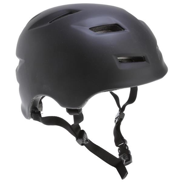 Fox Transition Bike Helmet Matte Black U.S.A. & Canada