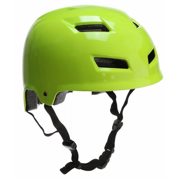 Fox Transition Hard Shell Bike Helmet Light Green U.S.A. & Canada