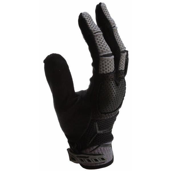 Fox Unabomber Bike Gloves Graphite U.S.A. & Canada