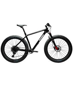 Framed Alaskan Carbon NX Eagle 1X12 Fat Bike 27.5  -  2019