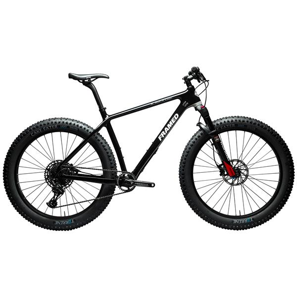 Framed Alaskan Carbon Nx Eagle 1x12 Fat Bike 27 5 2019
