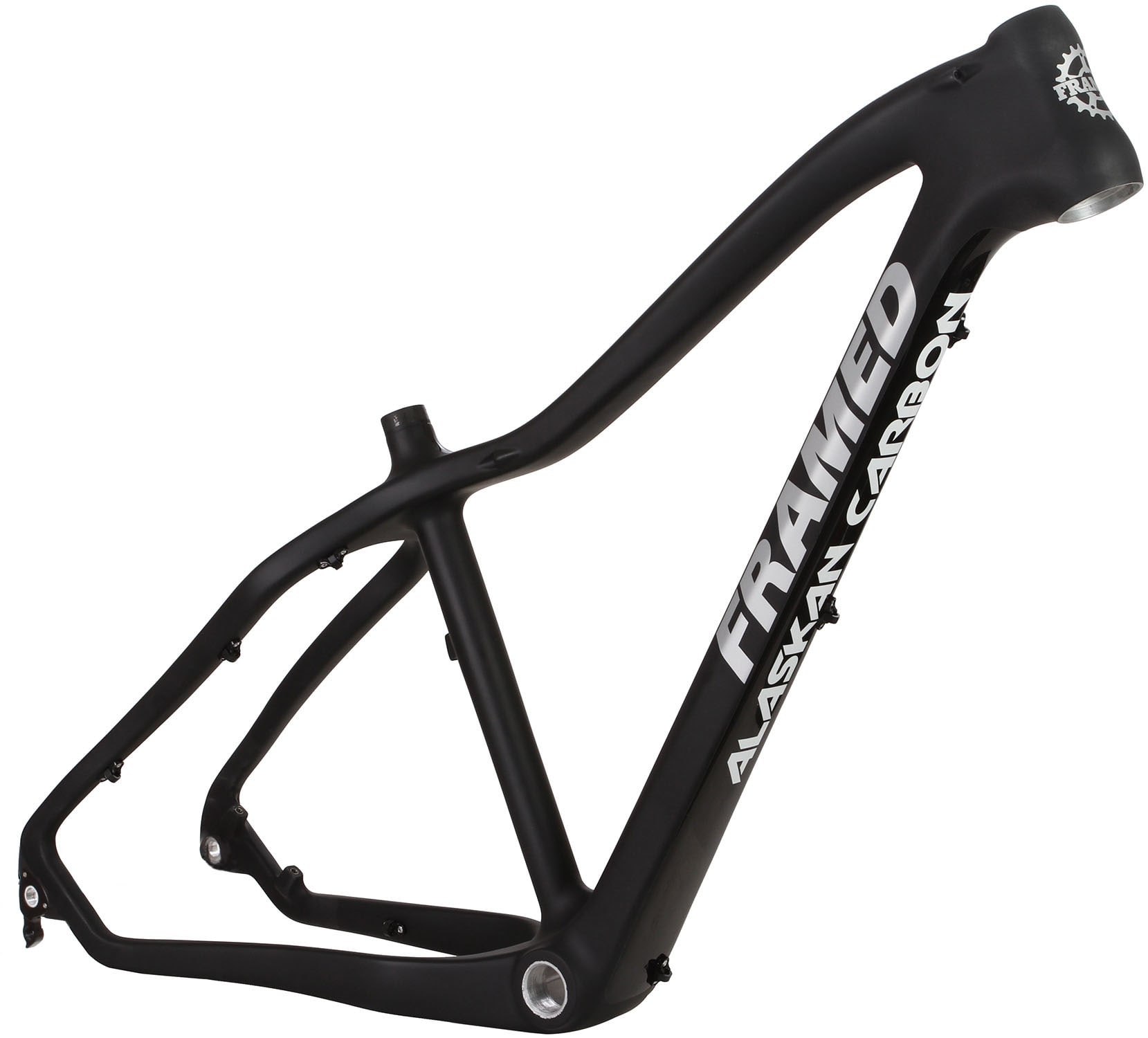 On Sale Alaskan Carbon Fat Bike Frame 2018