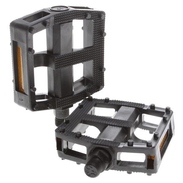 Framed Attack Bmx Pedals Black 9 / 16In U.S.A. & Canada