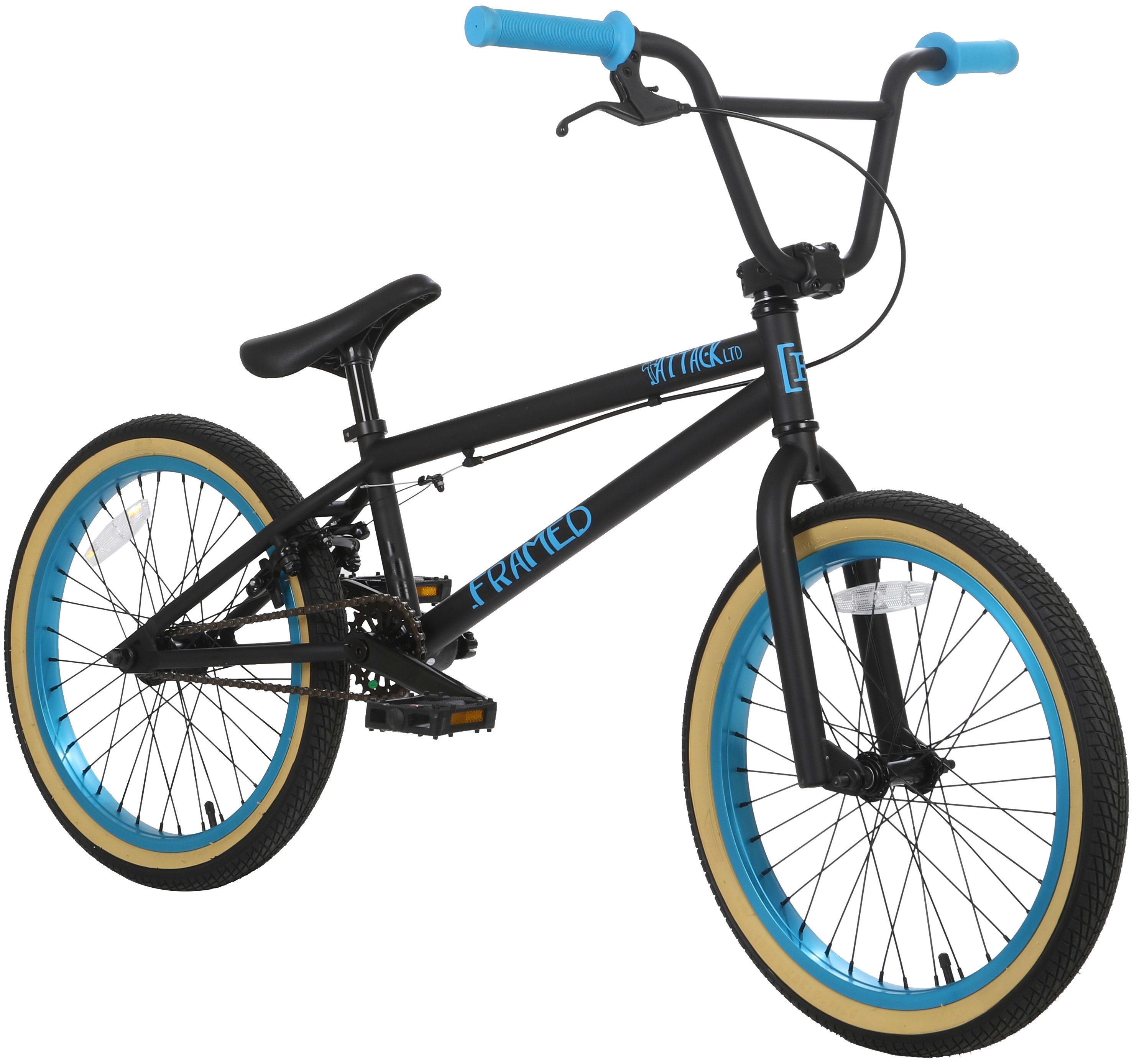 Framed Attack LTD BMX Bike