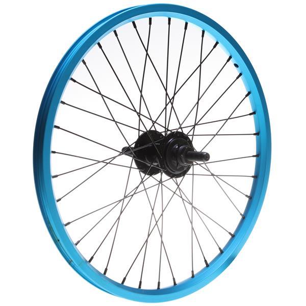 Framed Attack Ltd Rear Double Wall 9T Bmx Wheel Blue 14Mm U.S.A. & Canada