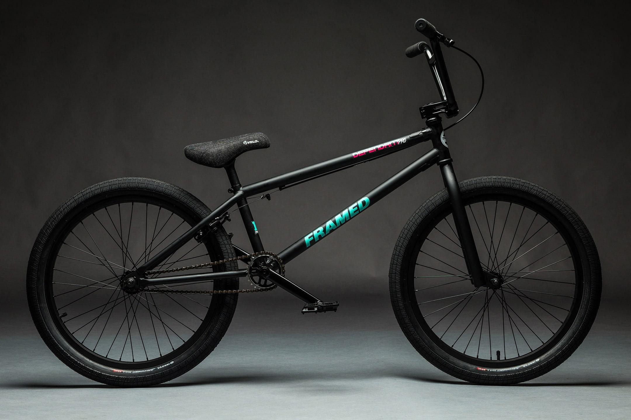 Framed Defendant Pro BMX Bike