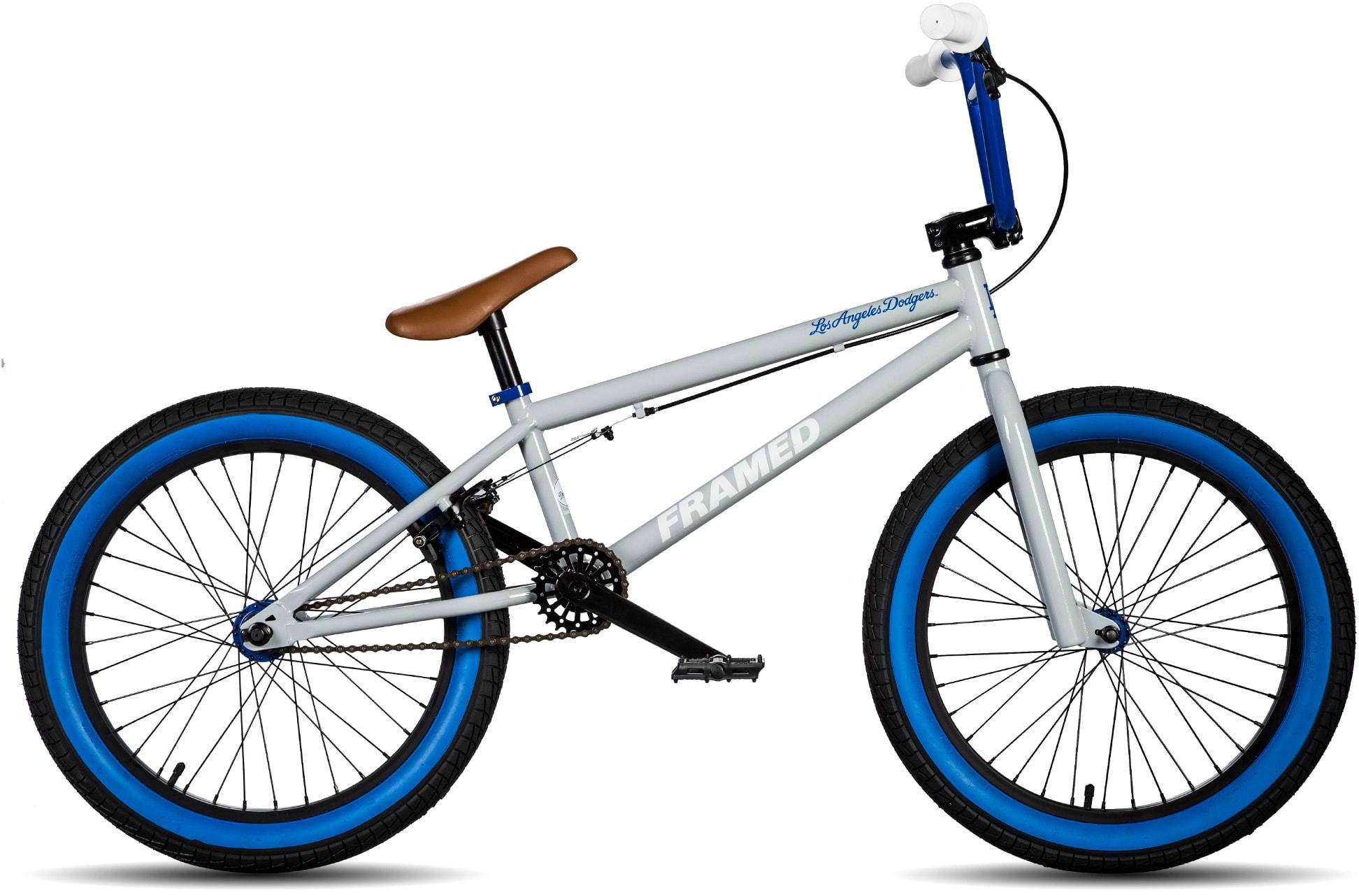 Framed X Dodgers Team BMX Bike