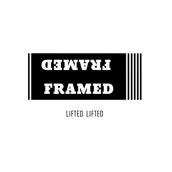Framed Track Drop Series Stickers U.S.A. & Canada