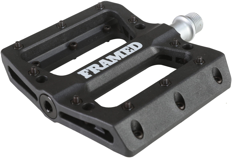 Framed Esker w Replaceable Pin Bike Pedal