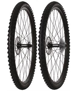 Framed Fattie Slims/Trail F135/R170 9 Speed Wheel Set