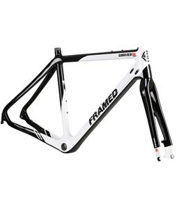 Framed Gravier Carbon Disc Brake Bike Frame