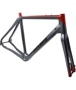 Framed Gravier Carbon Disc Brake Gravel Bike Frame