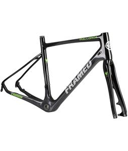 Framed Mallorca Carbon Disc Brake Bike Frame
