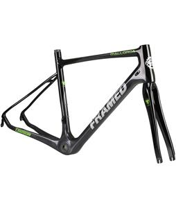Framed Mallorca Carbon Rim Brake Bike Frame