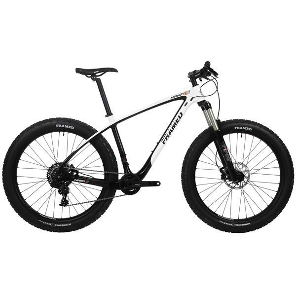 """Framed Marquette Carbon Bike 27.5x3"""" - X1 RST Fork"""