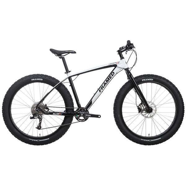 Framed Marquette Alloy Mountain Bike 27 5x3