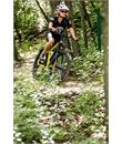 Framed Marquette Alloy Mountain Bike 27.5x3 - SRAM X7 1X10 Suntour Raidon Fork - thumbnail 4