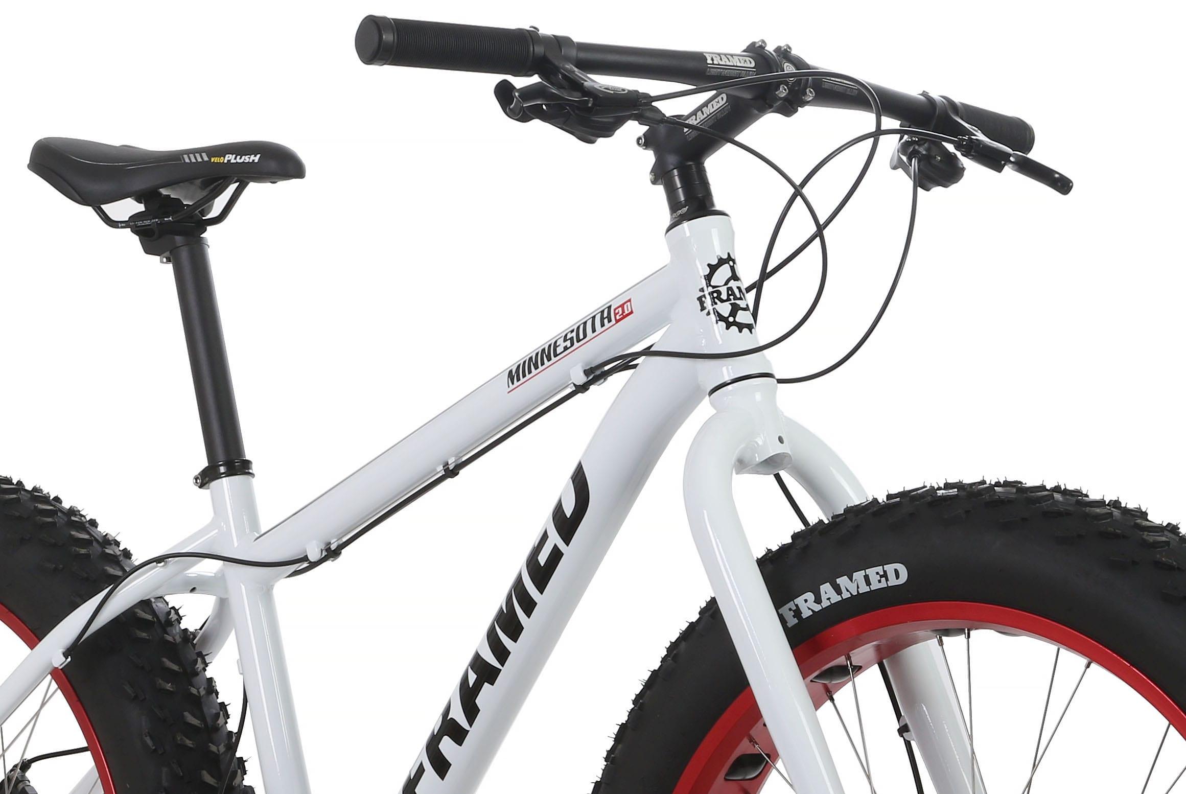 On Sale Framed Minnesota 2.0 Fat Bike 2018