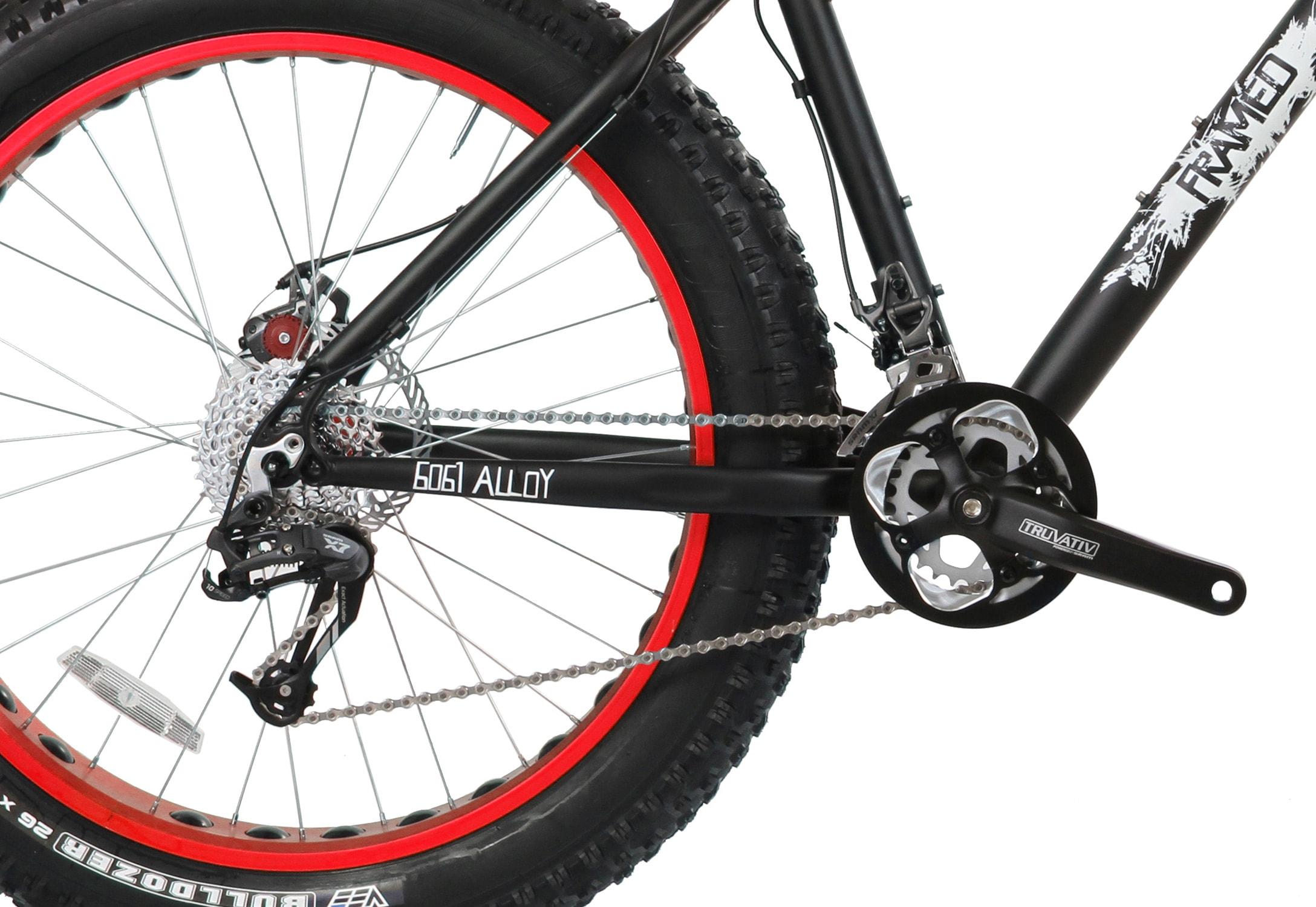 On Sale Framed Minnesota 3.0 XWT Fat Bike w/ Bluto Fork up to 50% off