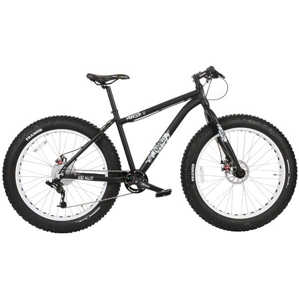 On Sale Framed Minnesota 1.0 Fat Bike up to 50% off