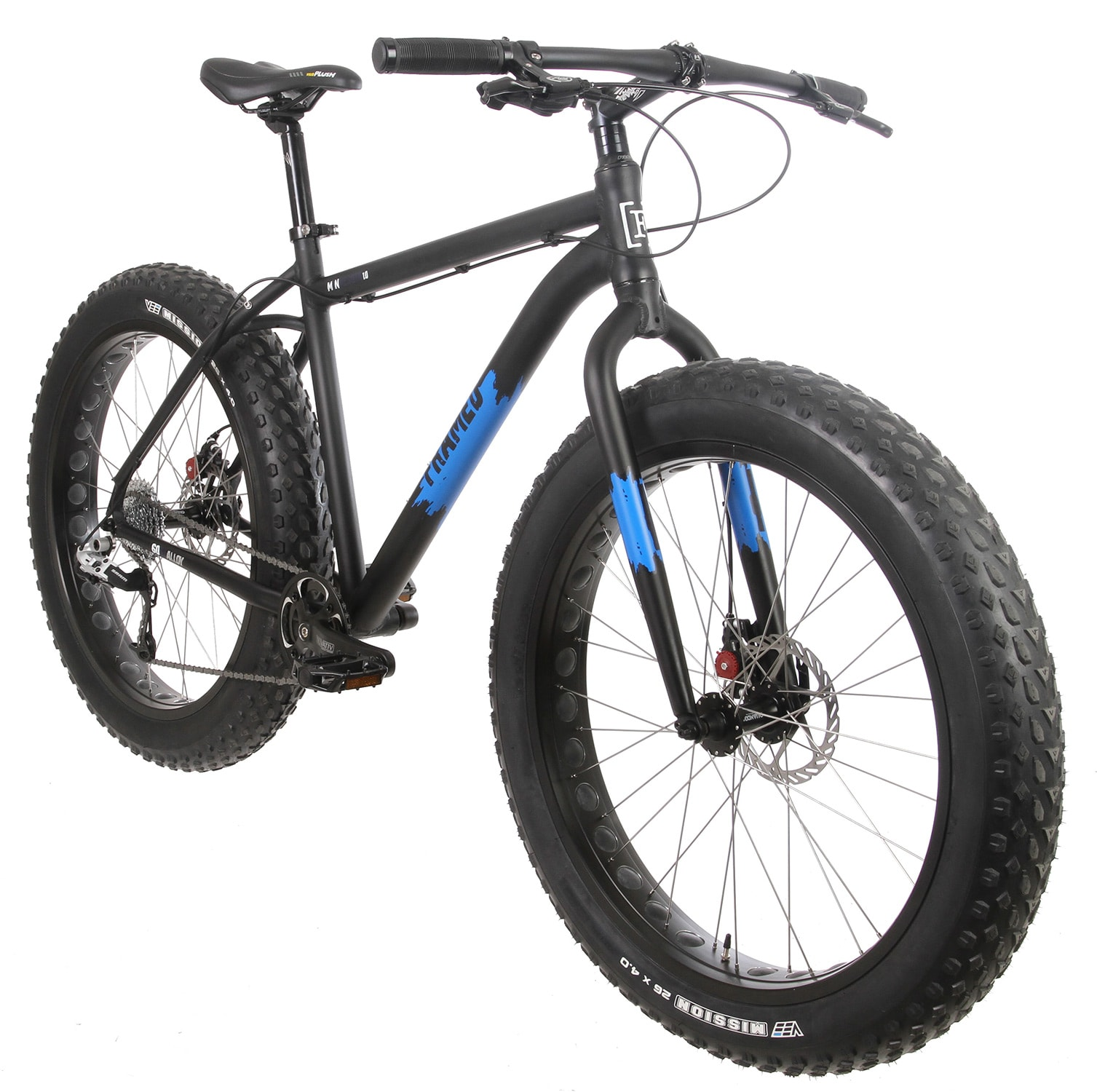 On Sale Framed Minnesota 1.0 Fat Bike up to 55% off