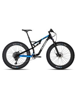 Framed Montana Full Suspension Fat Bike - SRAM NX Eagle 1X12 & Alloy Wheels