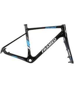 Framed Savona Carbon Disc Brake Bike Frame
